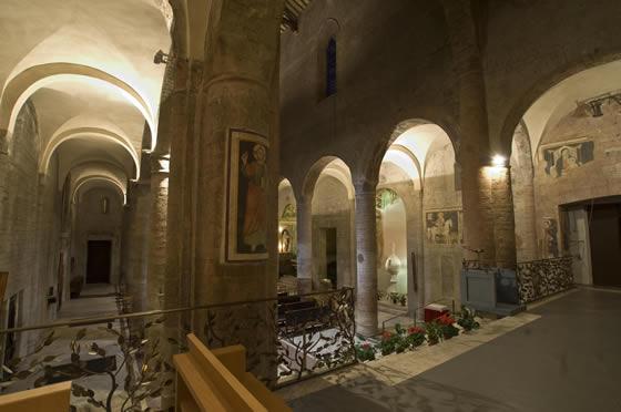 parrocchia di san gregorio maggiore a spoleto